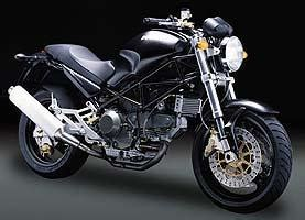La vida en una motocicleta: Ducati monster motos.net