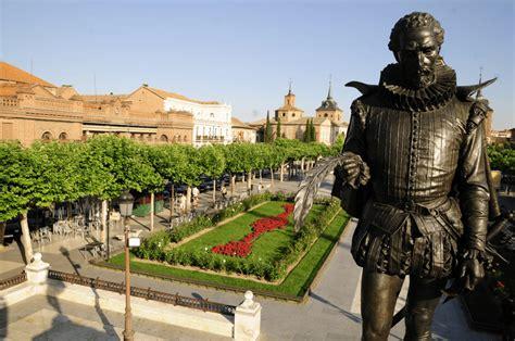 La ville d Alcalá de Henares  Madrid    Top School in Spain