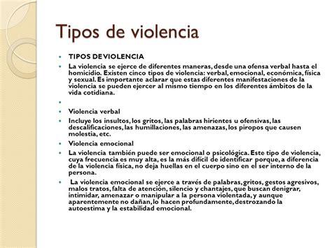 La violencia Alumno: Bryan Ulises Heredia Muñoz 3ª   ppt ...