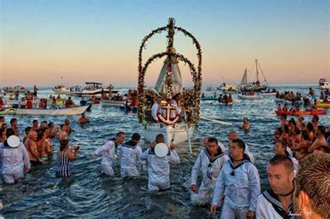 La Virgen del Carmen a Malaga e gli altri eventi di luglio ...