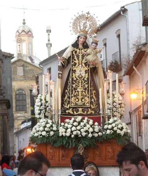 La virgen del Carmen cumple 350 años de su fundación ...