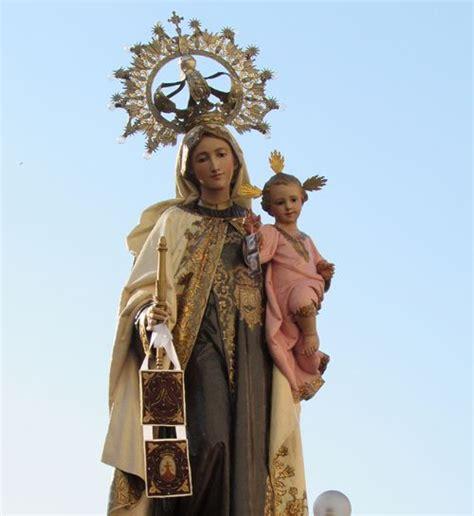 La Virgen del Carmen FESTEJAMOS A LA VIRGEN DEL CARMEN ...