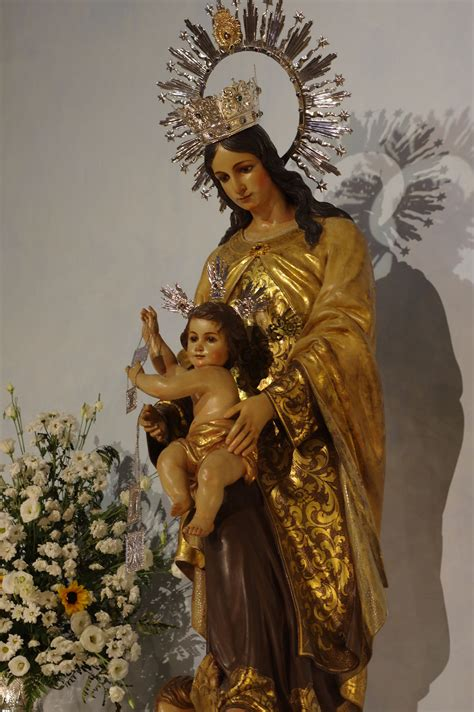 La Virgen del Carmen se reencuentra con sus fieles ...