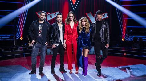 'La voz' busca sonar mejor y más fuerte en Antena 3