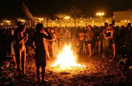 La voz de mi alma.: La noche de San Juan.