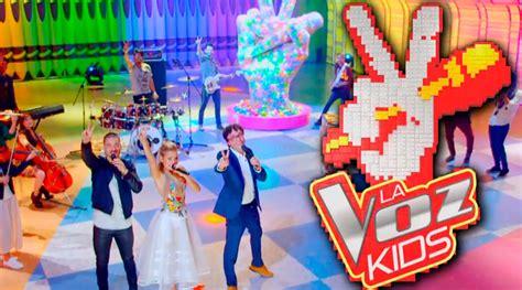 La Voz Kids Colombia Capitulo 1