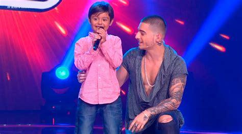 La Voz Kids Colombia Capitulo 6