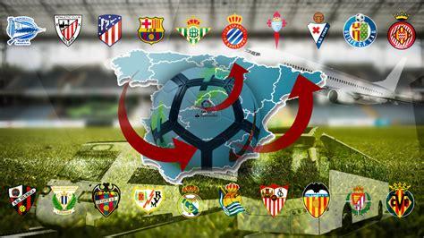 La Vuelta a España de los equipos de la Liga Santander ...
