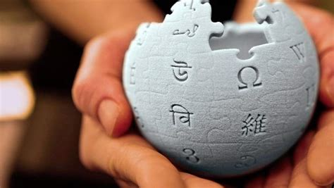 La Wikipedia ya se puede descargar en un archivo de 40 GB
