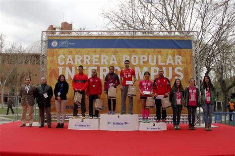 La XVII Carrera Intercampus de la Universidad Carlos III ...