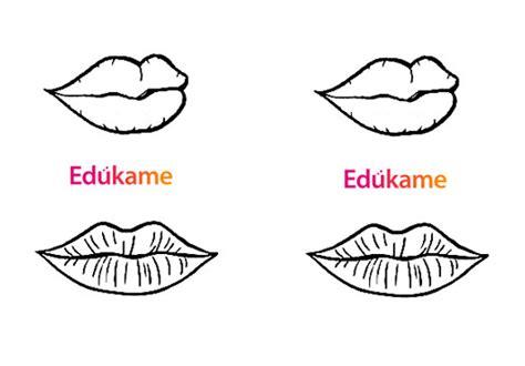 Labios beso para colorear   Imagui