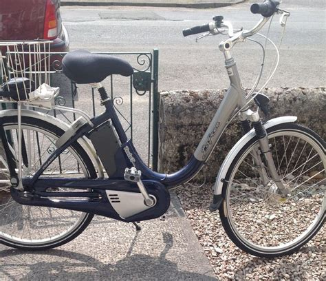 Ladies Giant Lafree Step Through Electric Bike for Sale ...