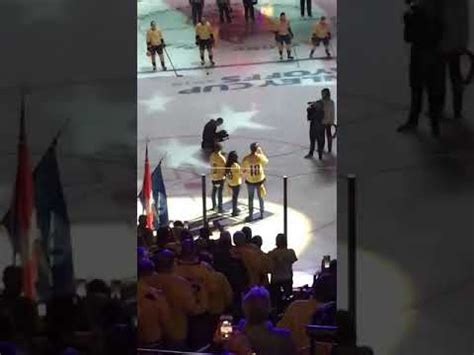 Lady Antebellum Messed Up the National Anthem so Predators ...