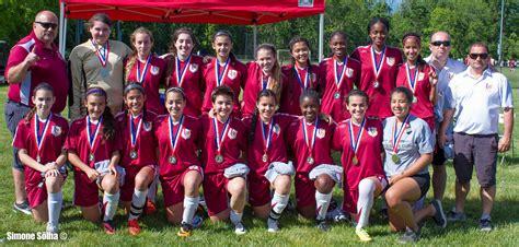 Lady Dragons do Union Soccer Club venceram Taça do Estado ...