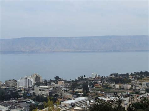 lago tiberiades lugar importante del cristianismo | Israel ...
