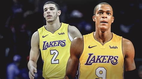 Lakers news: Assistant coach notes what Rajon Rondo, Lonzo ...