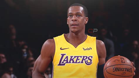 Lakers news: Rajon Rondo  not caught up in  starting in LA