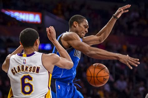 Lakers' Jordan Clarkson open to playing with Rajon Rondo ...