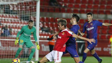 LALIGA 123 | Nàstic - Barça B (0-0)