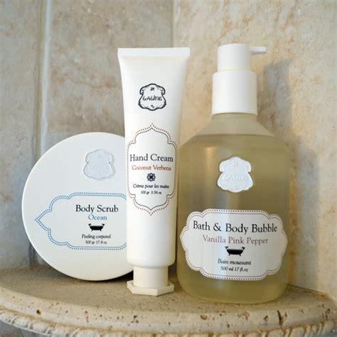 Laline Bath Products | Bay Area Fashionista