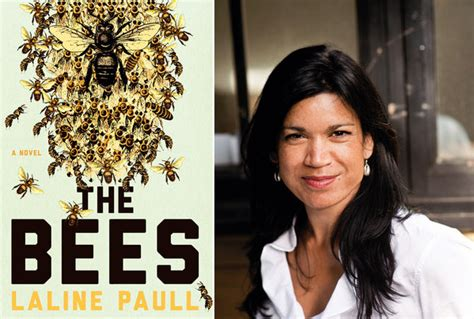 """Laline Paull on THE BEES: """"I tried to put everything I ..."""
