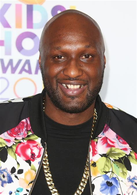 Lamar Odom Picture 71 - Nickelodeon's 2017 Kids' Choice ...