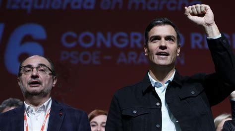 Lambán sale en defensa de la tesis doctoral de Pedro ...
