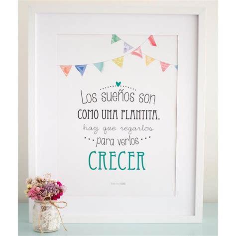 Lámina dulce con frases positivas y soñadora ideal para ...
