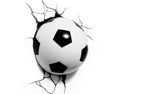 Lámpara 3D con forma de balón de fútbol en Regalador.com
