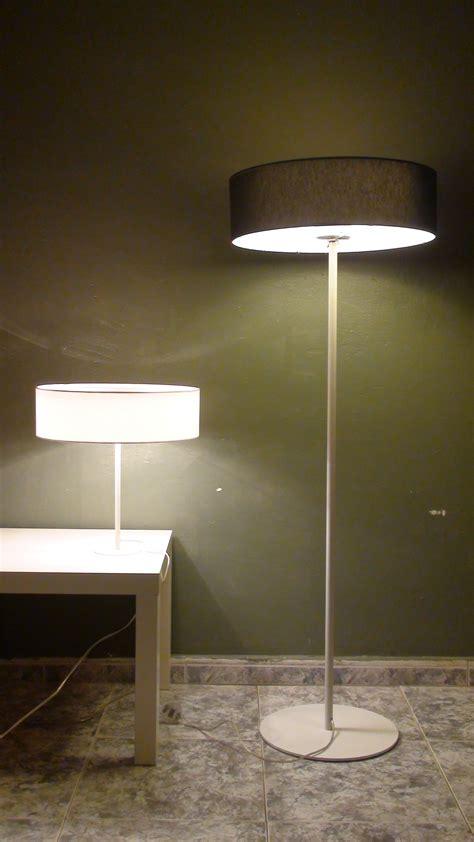 Lamparas pie de salon   lamparasdesign