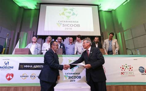 Lançado oficialmente o Campeonato Catarinense da Série A 2018