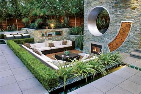 Landscape Modern Garden Design Ideas – 24 SPACES