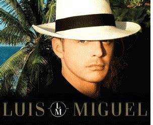 Lanzamiento del nuevo trabajo musical de Luis Miguel ...