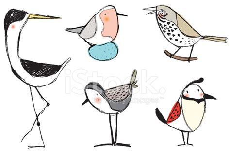 Lápiz Dibujo Aves fotografías de stock   FreeImages.com