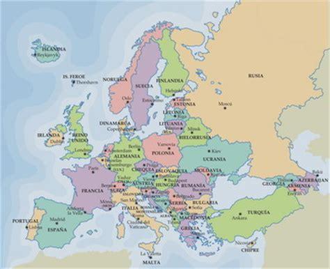 LaPizarraMultimedia: Mapa político de Europa (Interactivo)