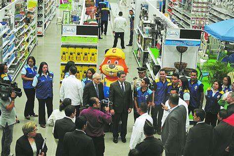 Larach & Cía. abre una megatienda en Tegucigalpa   Diario ...