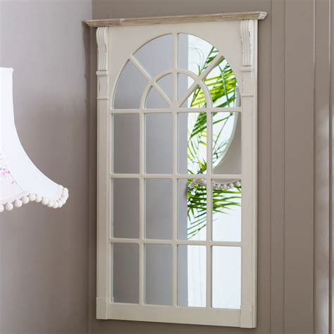 Large Window Wall Mirror - Lyon Range - Melody Maison®