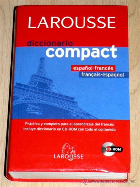 larousse diccionario compact español-francés, f - Comprar ...