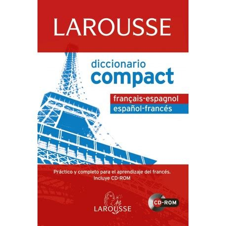 Larousse diccionario compact Francais Espagnol   English Wooks