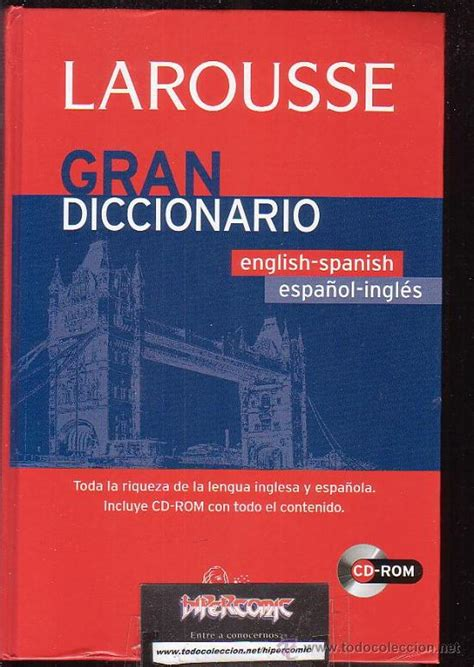 larousse, gran diccionario español ingles, engl - Comprar ...