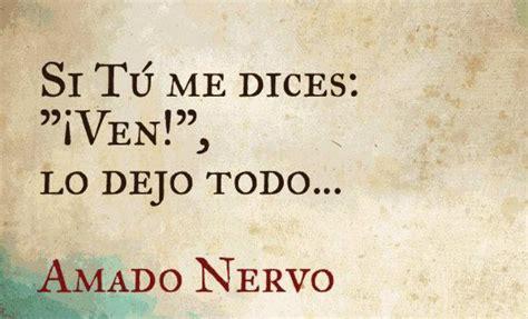 Las 10 frases más románticas de Amado Nervo   Off topic ...