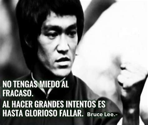 Las 10 Frases Mas Significativas de Bruce Lee   Taekwondo ...