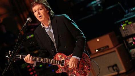 Las 10 mejores canciones de Paul McCartney... en solitario ...