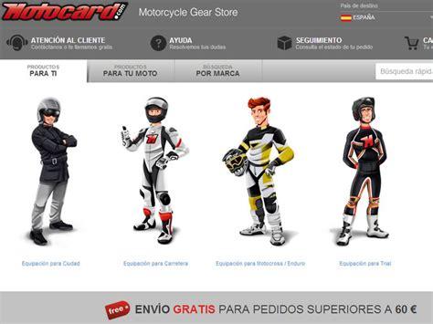 Las 10 mejores tiendas de producto de moto en Internet ...