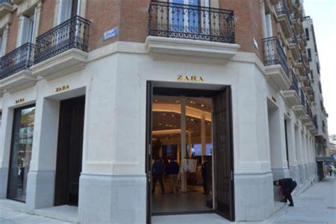 Las 12 tiendas de Zara más emblemáticas del mundo