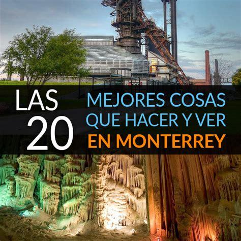 Las 20 Mejores Cosas Que Hacer y Ver En Monterrey   Tips ...