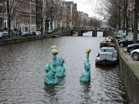 Las 25 curiosidades que ver en Amsterdam más sorprendentes