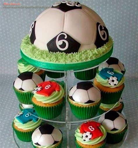 Las 25 mejores ideas sobre Cumpleaños Temático De Fútbol ...