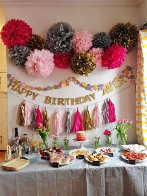 Las 25+ mejores ideas sobre Decoraciones de cumpleaños en ...