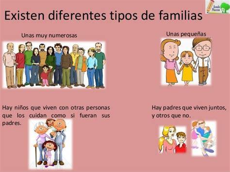Las 25 mejores ideas sobre Diferentes Tipos De Familia en ...